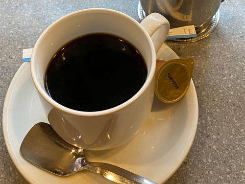 濃いめのコーヒー