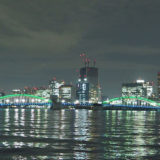 伝統と未来を感じる魅力的な街並,月島,佃島